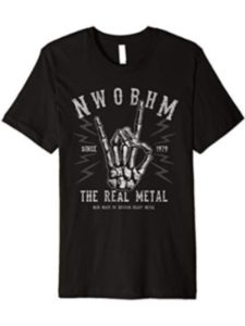 Heavy Metal Shirts and Kids Hoodies subgenres  heavy metals