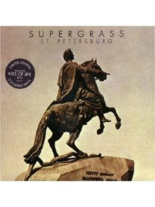 Parlophone supergrass  st petersburgs
