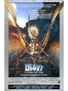 Posters taarna  heavy metals