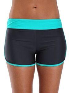 ATTRACO tankini swimwear  boy shorts