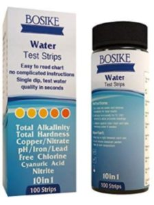 BOSIKE testing kits  heavy metals