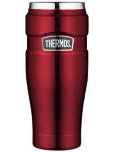 Thermos hot water system