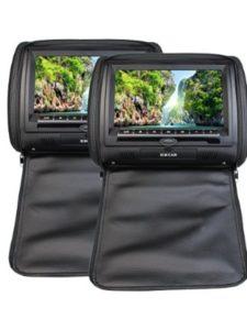 EinCar Co. LTD toyota highlander  headrest dvd players