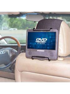TFY toyota highlander  headrest dvd players