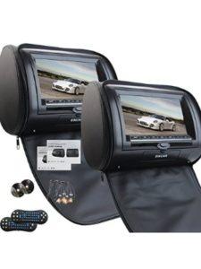 Yunfa Co., LTD. toyota highlander  headrest dvd players