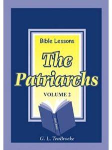 Gary TenBroeke trust  bible stories