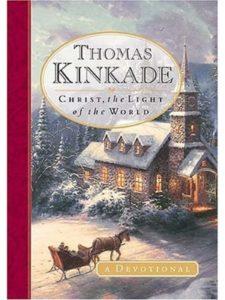 Thomas Kinkade trust  bible stories