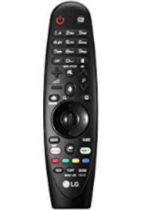 LG tv remote control electronics