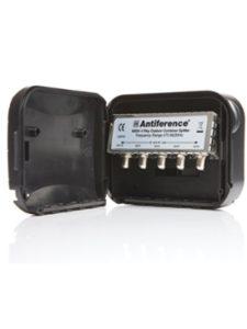 Antiference uhf  splitter boxes