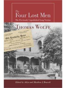 Thomas Wolfe unpublished  short stories