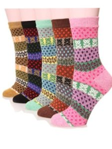 DOFUN vintage sock