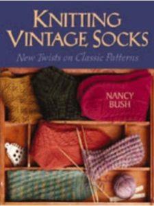 Interweave vintage sock