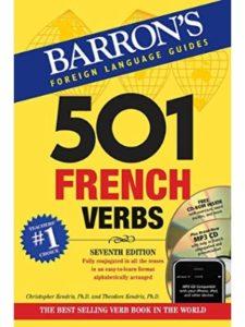Barron's Educational Series Inc.,U.S. vocabulary  french verbs