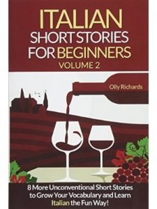 Olly Richards vocabulary  short stories