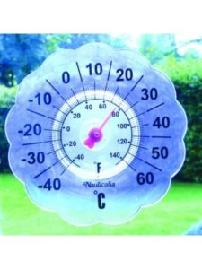 amazon    window cling thermometers