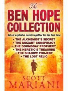 Scott Mariani year 6  short stories