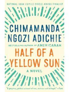 Chimamanda Ngozi Adichie yellow page  south africas