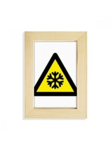 DIYlab yellow  triangle road signs