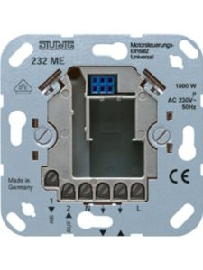 Jung z wave  motor controllers
