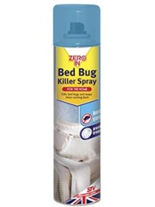STV International zeroin 300ml  bed bug killer sprays