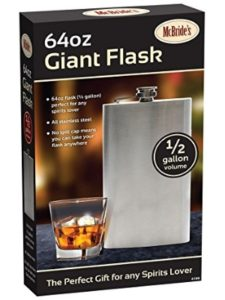 Generic    64 oz stainless steel flasks
