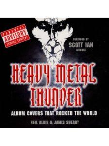 Mitchell Beazley album covers  heavy metals