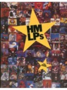 Omnibus Press album covers  heavy metals