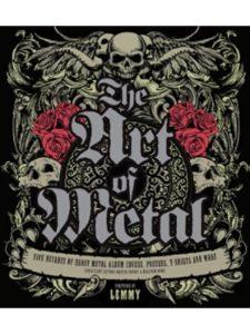 Voyageur Press (MN) album covers  heavy metals