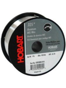 Hobart aluminum  welding equipments