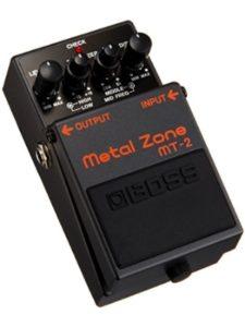 Boss amp  heavy metals