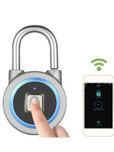 SmartPro   app lockers with finger