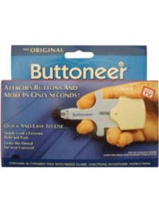Avery Fasteners attacher  easy buttons