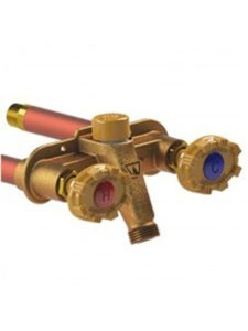 Standard Plumbing Supply-LG backflow preventer  garden hoses