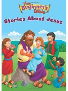 Zondervan    beginner bible stories