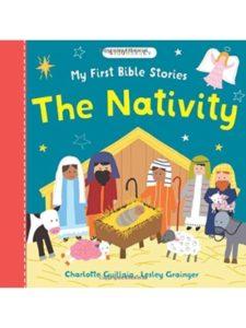 Charlotte Guillain    bible story nativities