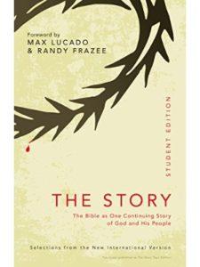 Zonderkidz    bible story of loves