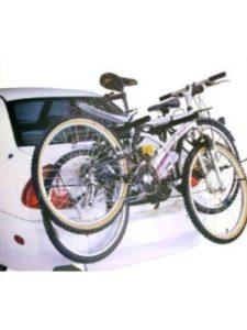 Roadster bicycle car rack  tow bars