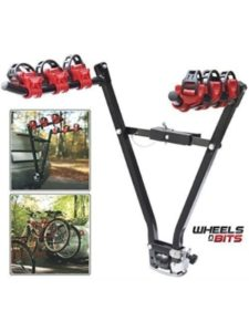 Wheels N Bits bicycle car rack  tow bars