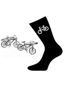 OWN MAKE bicycle  socks