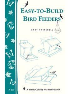 Storey Publishing, LLC    bird feeder guides