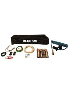 BLUE OX car tow bar