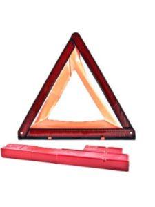 BMW safety triangle