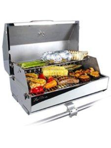 Kuuma Products boat  gas grills