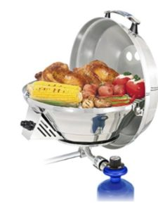 Magma Products boat  gas grills