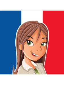 Bacarox body  french vocabularies