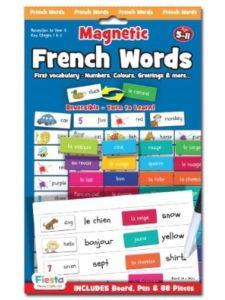 Fiesta Crafts body  french vocabularies