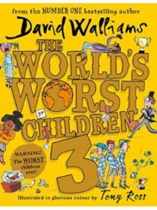 David Walliams boy  short stories
