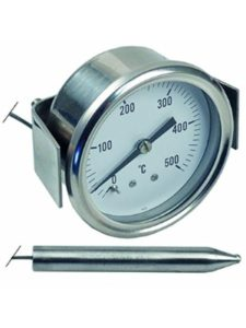 CATERSPARESUK brick  oven thermometers