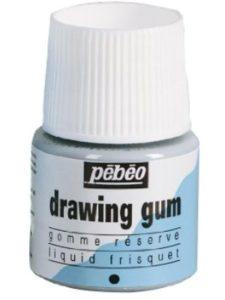 Pebeo brush  hide glues