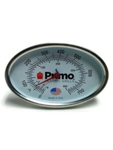 Primo Grills ceramic  outdoor thermometers
